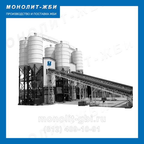 бетон завод монолит